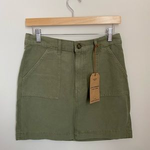 Lucky Brand Mini Utility Skirt [NWT]
